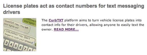 Informational Emails